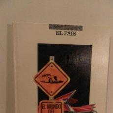 Coches: EL MUNDO DEL AUTOMÓVIL. COLECCIONABLE DE EL PAÍS. DIRECCIÓN DE IGNACIO LEWIN. (1989). Lote 114129187