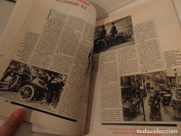 Coches: EL MUNDO DEL AUTOMÓVIL. Coleccionable de El País. Dirección de Ignacio Lewin. (1989) - Foto 5 - 114129187