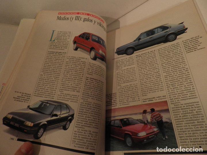 Coches: EL MUNDO DEL AUTOMÓVIL. Coleccionable de El País. Dirección de Ignacio Lewin. (1989) - Foto 7 - 114129187
