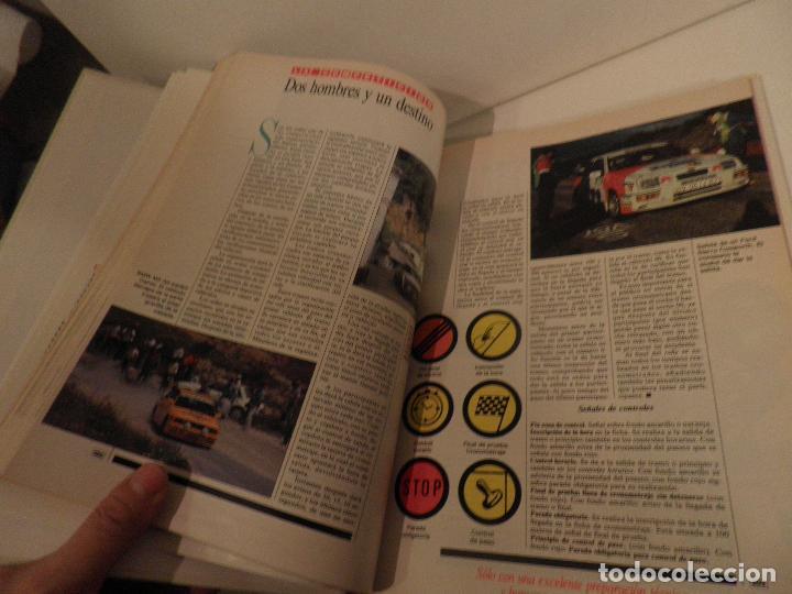 Coches: EL MUNDO DEL AUTOMÓVIL. Coleccionable de El País. Dirección de Ignacio Lewin. (1989) - Foto 8 - 114129187