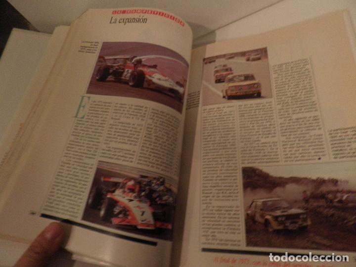 Coches: EL MUNDO DEL AUTOMÓVIL. Coleccionable de El País. Dirección de Ignacio Lewin. (1989) - Foto 9 - 114129187