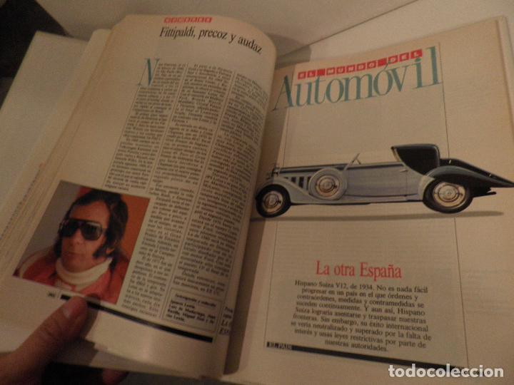Coches: EL MUNDO DEL AUTOMÓVIL. Coleccionable de El País. Dirección de Ignacio Lewin. (1989) - Foto 10 - 114129187