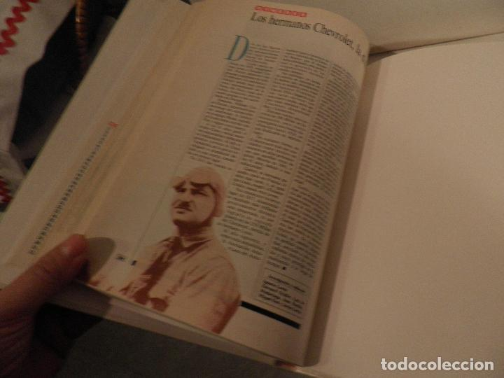 Coches: EL MUNDO DEL AUTOMÓVIL. Coleccionable de El País. Dirección de Ignacio Lewin. (1989) - Foto 11 - 114129187