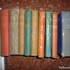Coches: CURSO,ENCICLOPEDIA CEAC. VER IMAGEN DE CONTENIDO, ALGO SUCIETES. CLASICOS. Lote 115506895