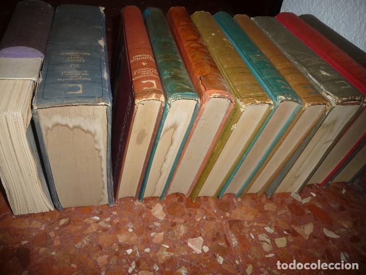 Coches: CURSO,ENCICLOPEDIA CEAC. VER IMAGEN DE CONTENIDO, ALGO SUCIETES. CLASICOS - Foto 19 - 115506895