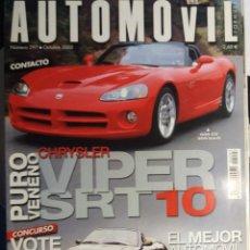 Autos - Revista Automovil, nºs 297, 298, 299 - 115595055