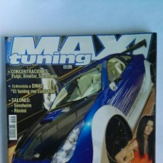 Coches: REVISTA COCHES MAXI TUNING N° 110. Lote 115619328