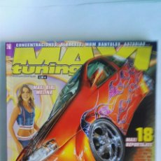 Coches: REVISTA COCHES MAXI TUNING N° 78. Lote 115620076