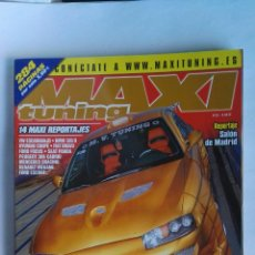 Coches: REVISTA COCHES MAXI TUNING N° 51 HUNDAY LANTRA. Lote 115622803