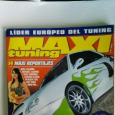 Coches: MAXI TUNING N° 49 CITROEN SAXO. Lote 115995042