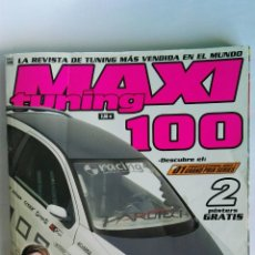 Coches: MAXI TUNING N° 100. Lote 115995416