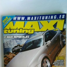 Coches: MAXI TUNING N° 52 OPEL CALIBRA. Lote 115996512