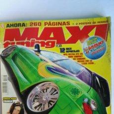 Coches: MAXI TUNING N° 73 SUZUKI BALENO. Lote 115996695