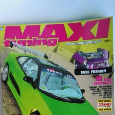 Coches: MAXI TUNING N° 59 TOYOTA MR2. Lote 115996847