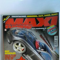Coches: MAXI TUNING N° 68 TOYOTA MRS XTREME. Lote 115997026