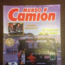 Coches: REVISTA MUNDO CAMIÓN N. 17 DE 1990 PEGASO. Lote 117348159