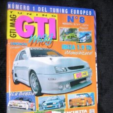 Coches: F1 GTI MAG TUNING GTI MAG Nº 8 IBIZA 1.9 TD. Lote 117840011