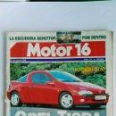 Coches: MOTOR 16 AGOSTO 1993. Lote 117951732