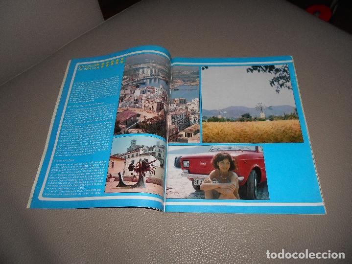 Coches: REVISTA SEAT Nº 88 JUNIO 1974 SEAT 133 CON CARTEL MUY RARA - Foto 3 - 118400619