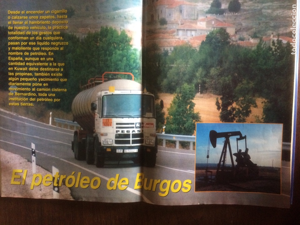 Coches: Revista camion número 41 de 1992 pegaso tatra - Foto 4 - 127974162