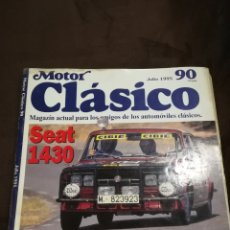 Coches: MOTOR CLÁSICO N 90. Lote 119269552
