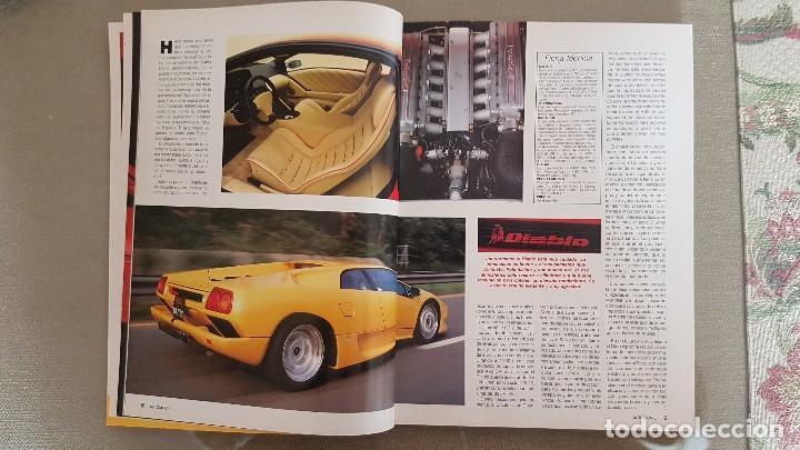 Coches: AUTOMÓVIL: LOS MEJORES AUTOMÓVILES DEL MUNDO (1.992) - Foto 2 - 119345291