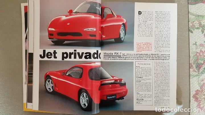 Coches: AUTOMÓVIL: LOS MEJORES AUTOMÓVILES DEL MUNDO (1.992) - Foto 3 - 119345291