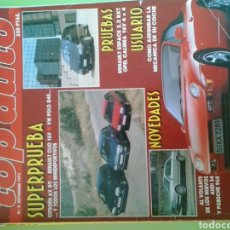 Coches: TOP AUTO N 9 1991. Lote 120540216