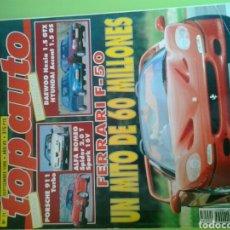 Coches: TOP AUTO N 71 1995 ALFA ROMEO SPIDER. Lote 120540702