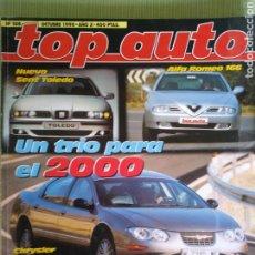 Autos - Revista Topauto Octubre 1998 Top Auto - 121298043