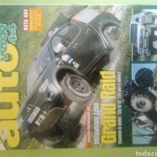 Coches: AUTO VERDE 4X4 NÚMERO 207 JUNIO 2006 AUTOVERDE. Lote 121550304
