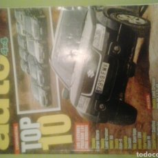 Coches: AUTO VERDE 4X4 NÚMERO 228 MARZO 2008 AUTOVERDE TOP 10 COMPARATIVA. Lote 121559094