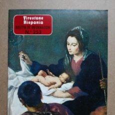 Coches: REVISTA FIRESTONE - HISPANIA Nº253. Lote 122787943