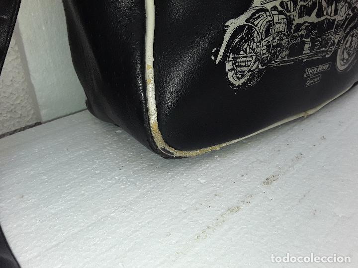 Coches: VW BEEETLE 1600 HAYNES-BONITO BOLSO BANDOLERA-36x27x8,5cm -PARA TU ESCARABAJO-VOCHO-VINTAGE - Foto 17 - 123420715