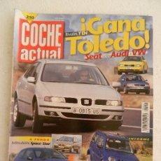Coches: COCHE ACTUAL Nº 557 DICIEMBRE AÑO 1998.. Lote 123820491