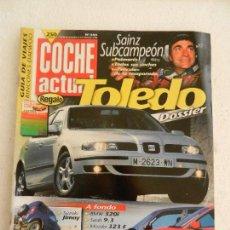 Coches: COCHE ACTUAL Nº 554 DICIEMBRE AÑO 1998.. Lote 123823715