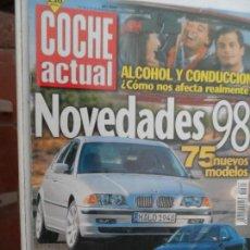 Coches: COCHE ACTUAL Nº 505 DICIEMBRE 1997.. Lote 124561647