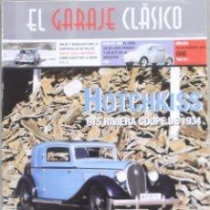 Coches: REVISTA EL GARAJE CLÁSICO NUMERO 6 16 AL 29 FEBRERO 2008. Lote 126157903