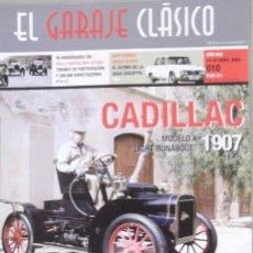 Coches: REVISTA EL GARAJE CLÁSICO NUMERO 10 16 AL 30 ABRIL 2008. Lote 126162963