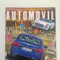 Coches: AUTOMOVIL 406,TOYOTA YARIS,BMW M5,AUDI A3 SPORTBACK, LEXUS CT 200H,AUDI R18 TDI LMP1, MERCEDES SLS . Lote 126860491