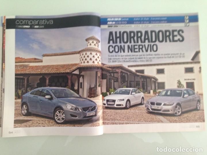 Coches: MARCA, MARCA MOTOR 85,MERCEDES SLS AMG,VOLVO S60 D3, AUDI A4, BMW 320D,VW TOURAN 1.6 TDI - Foto 4 - 127915923