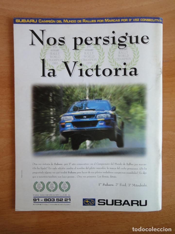 Coches: Revista Motor Mundial. Nº 613. Febrero 1998 - Foto 2 - 128347099