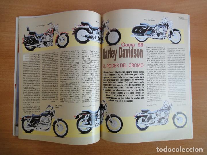 Coches: Revista Motor Mundial. Nº 613. Febrero 1998 - Foto 3 - 128347099