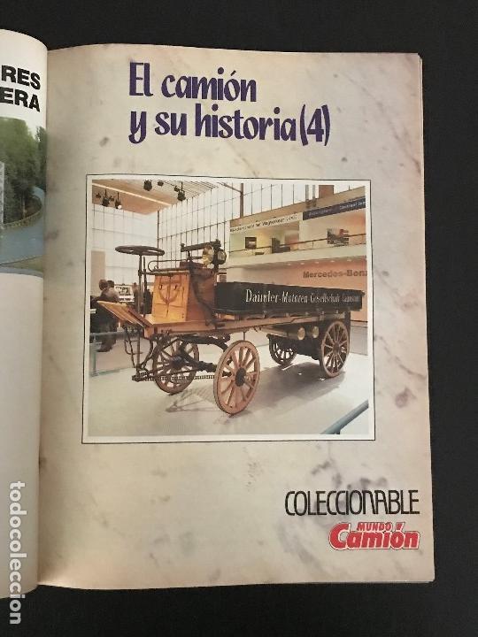 Coches: MUNDO CAMION Nº 31 JUNIO 1992 - CAMIONES VOLVO SALON HANNOVER COLECCIONABLE - REVISTA - Foto 3 - 128571163