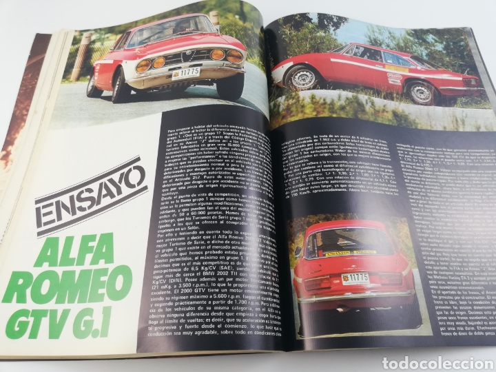 Cars: REVISTA FORMULA MAYO 1973 NUMERO 79 VER SUMARIO. - Foto 3 - 128653602