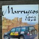 Coches: MARRUECOS GUÍA 4X4. Lote 128821863