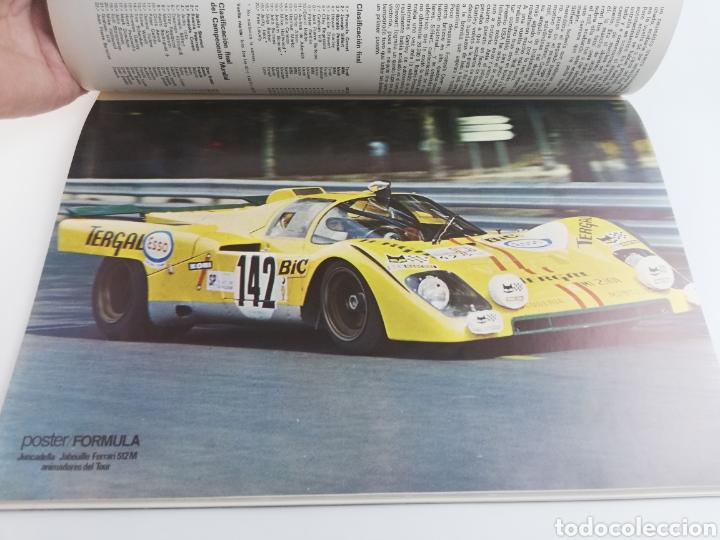 Cars: REVISTA FORMULA NUMERO 61 NOVIEMBRE 71 1971 INCLUYE POSTER VER SUMARIO. - Foto 3 - 129166380