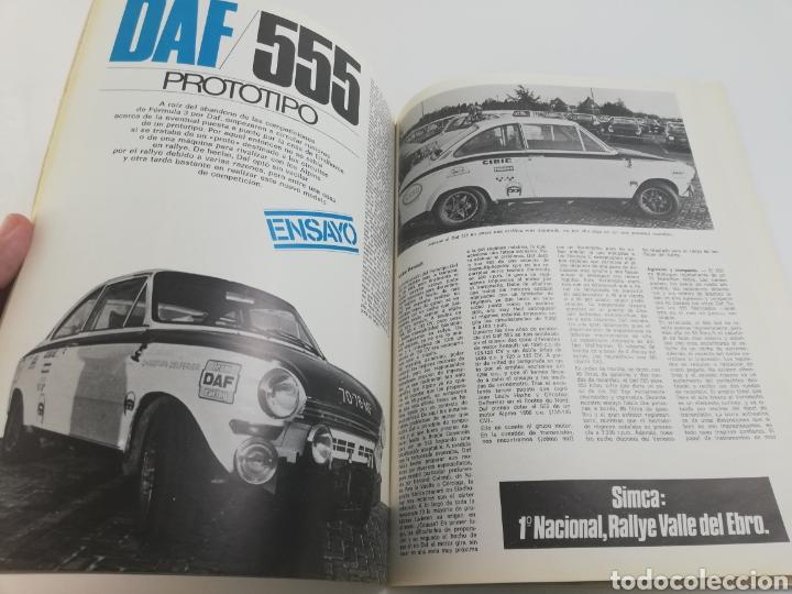 Cars: REVISTA FORMULA NUMERO 61 NOVIEMBRE 71 1971 INCLUYE POSTER VER SUMARIO. - Foto 5 - 129166380