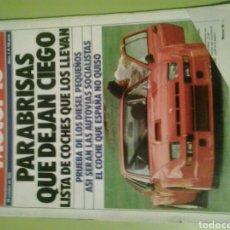 Coches: MOTOR 16 N 1 AÑO1983 REVISTA DE COCHES MOTOR16. Lote 129481939