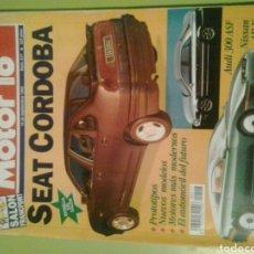 Coches: MOTOR 16 N 517 AÑO 1993 REVISTA DE COCHES MOTOR16. Lote 129483312